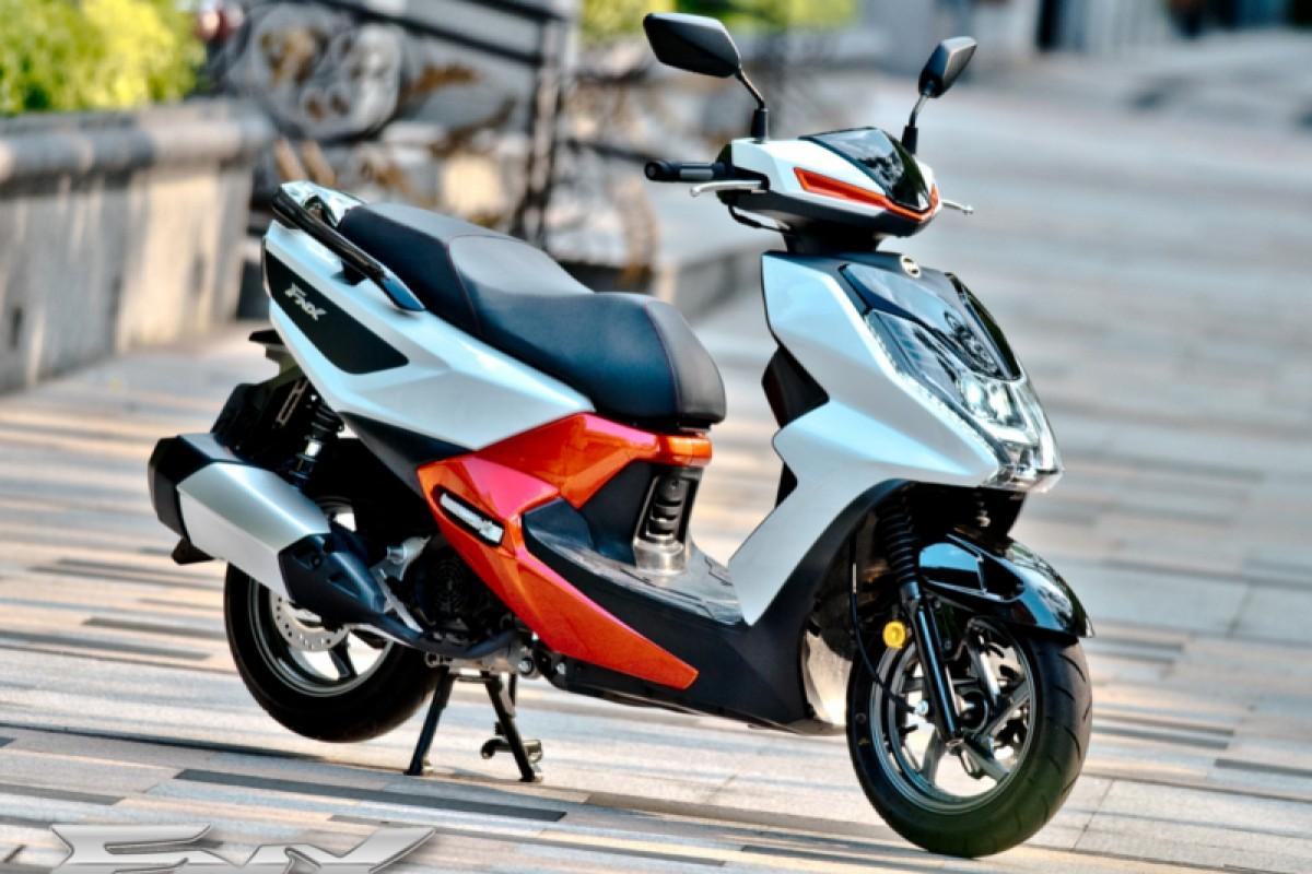 Best Offer Sym FNX 125cc CBS E4