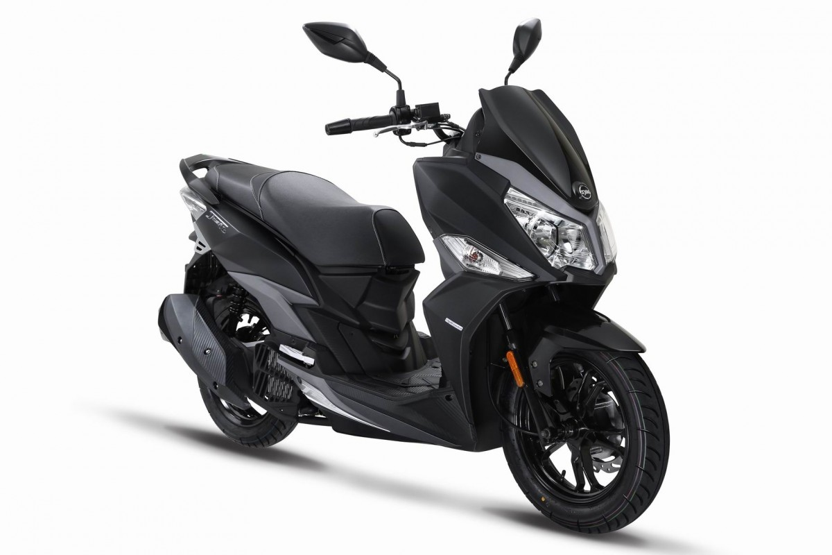 Black Sorry Out of Stock Fresh Stock eta July 2020 Jet 14 125cc LC