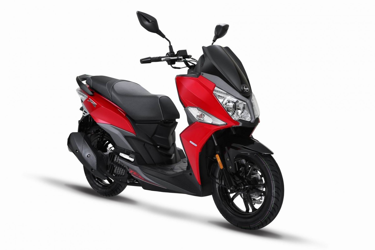 Red LOW STOCK Jet 14 125cc LC