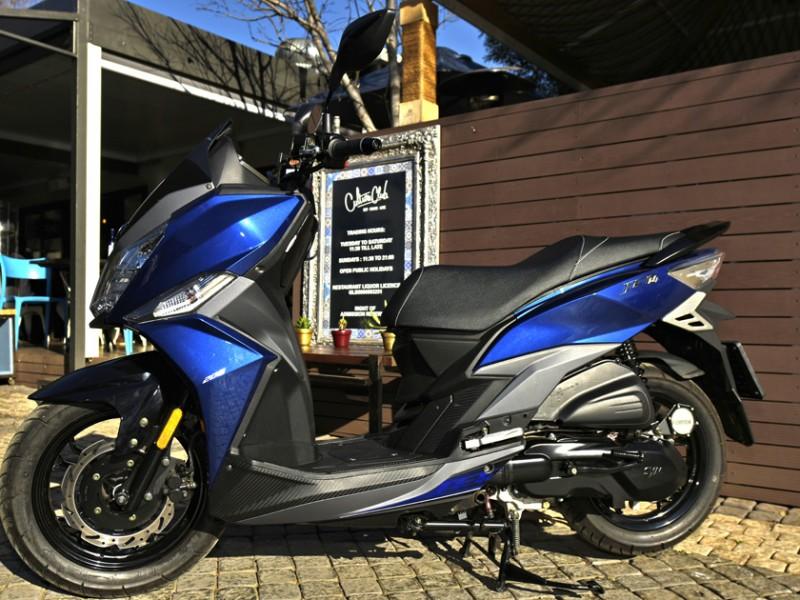 Sym Jet 14 50cc E4 2020