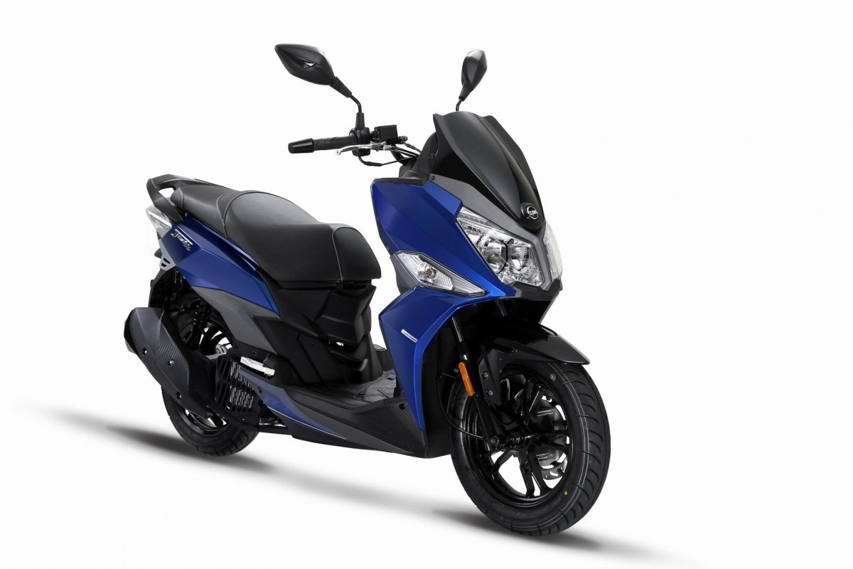 Blue LOW STOCK Jet 14 50cc E5