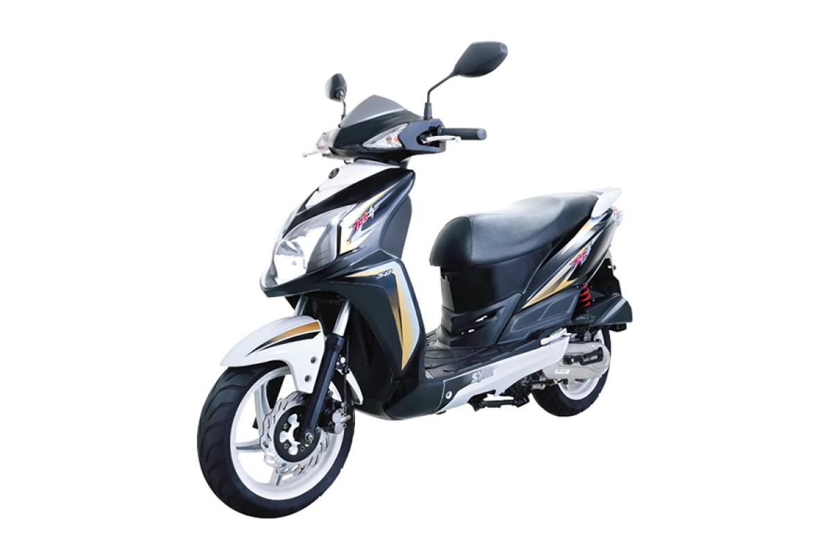 Black Jet 4 125cc