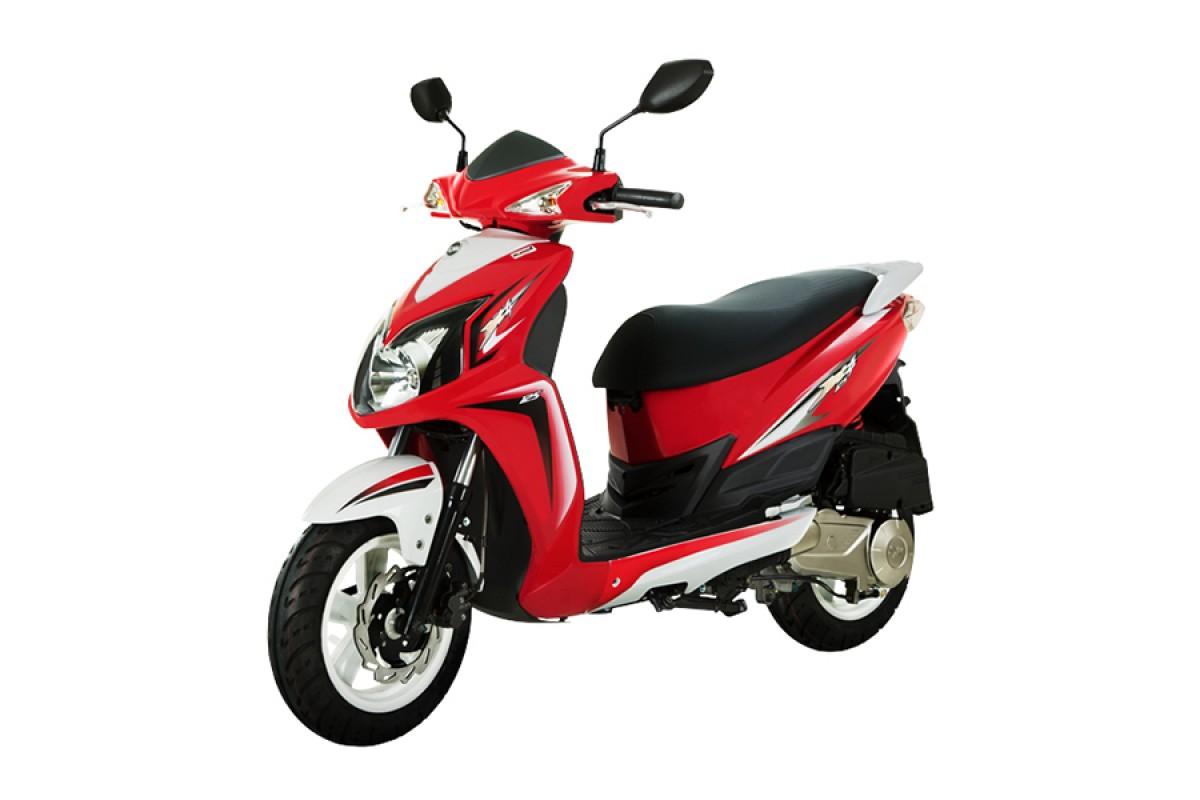 Red Jet 4 125cc