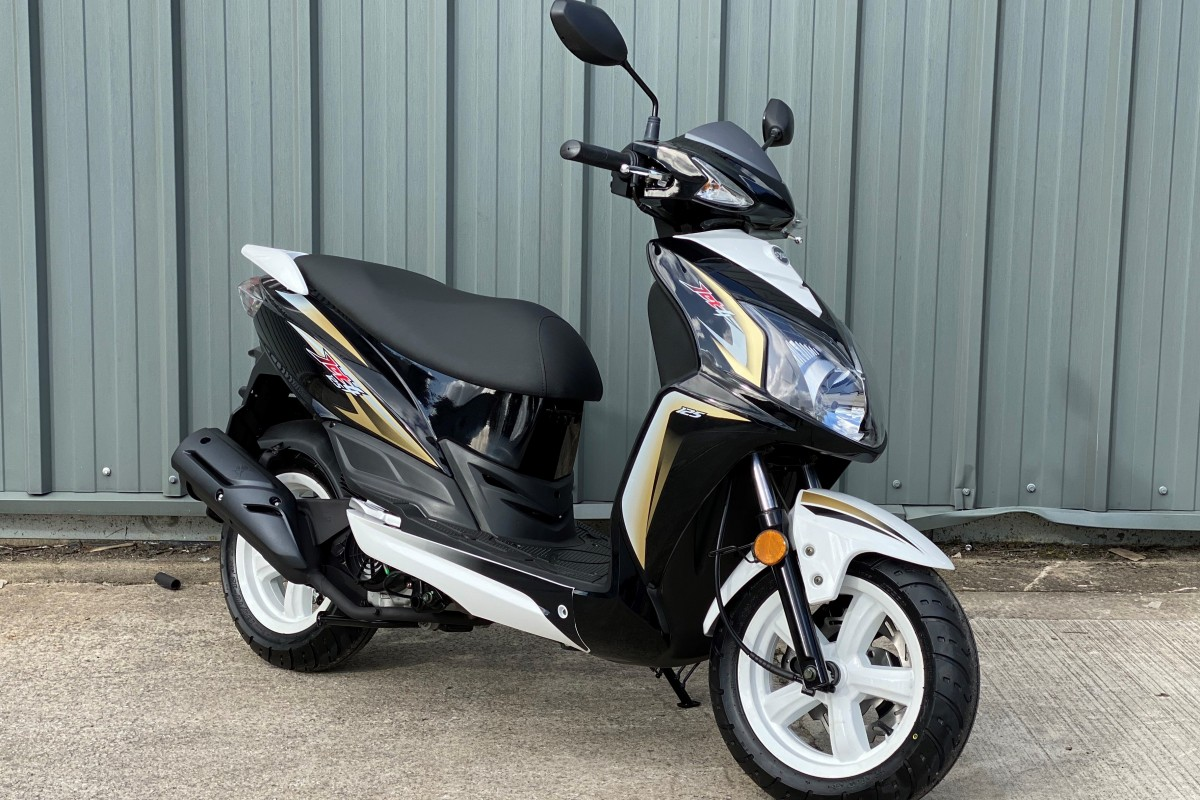 Sym Jet 4 125cc CBS E4 in Stock