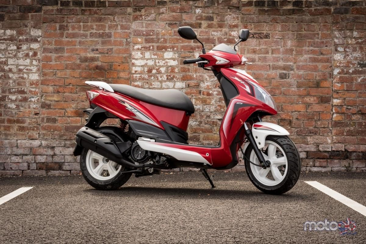 Sym Jet 4 50cc in Stock