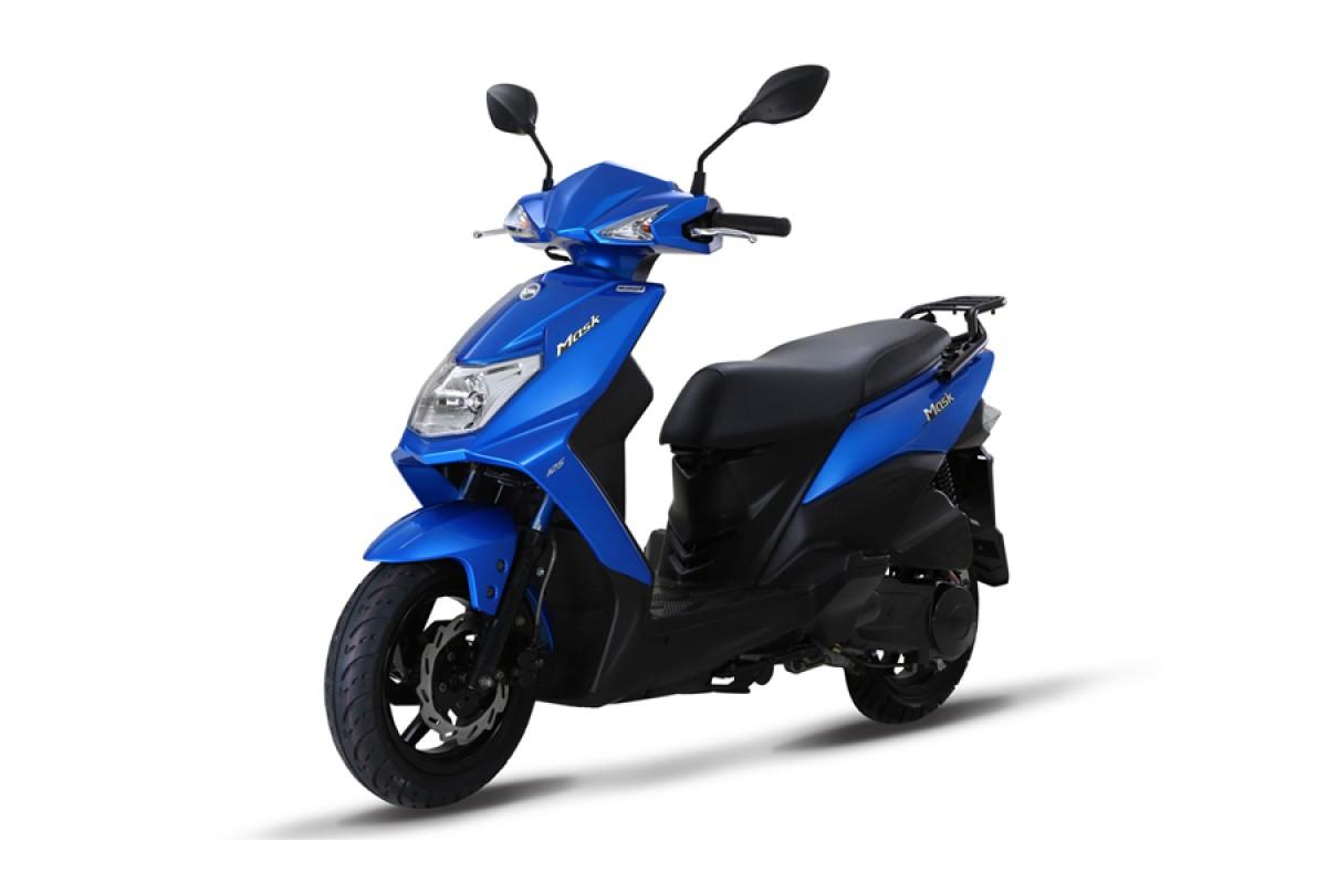 Blue Mask 125cc E4
