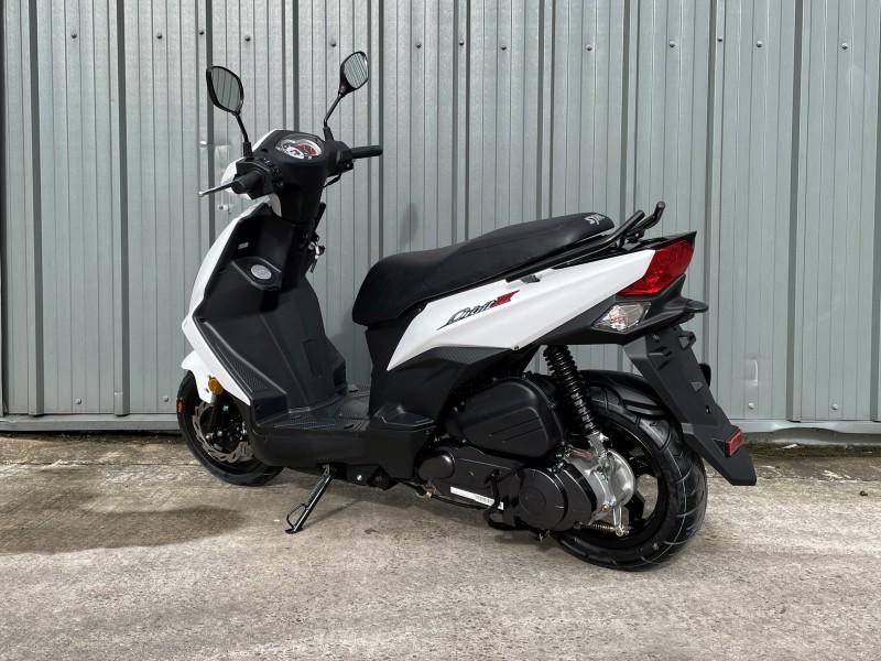 Sym Mask 125cc E4 2020