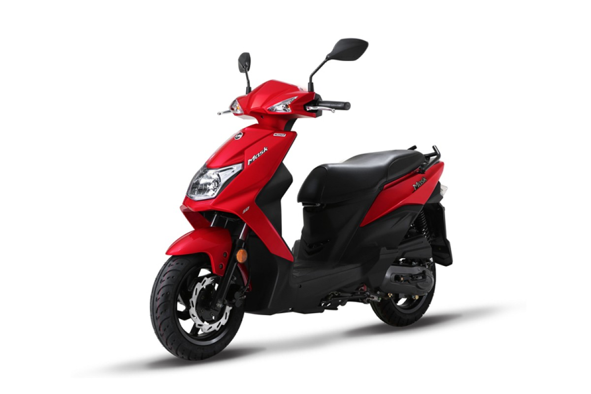 Red Mask 50cc E4