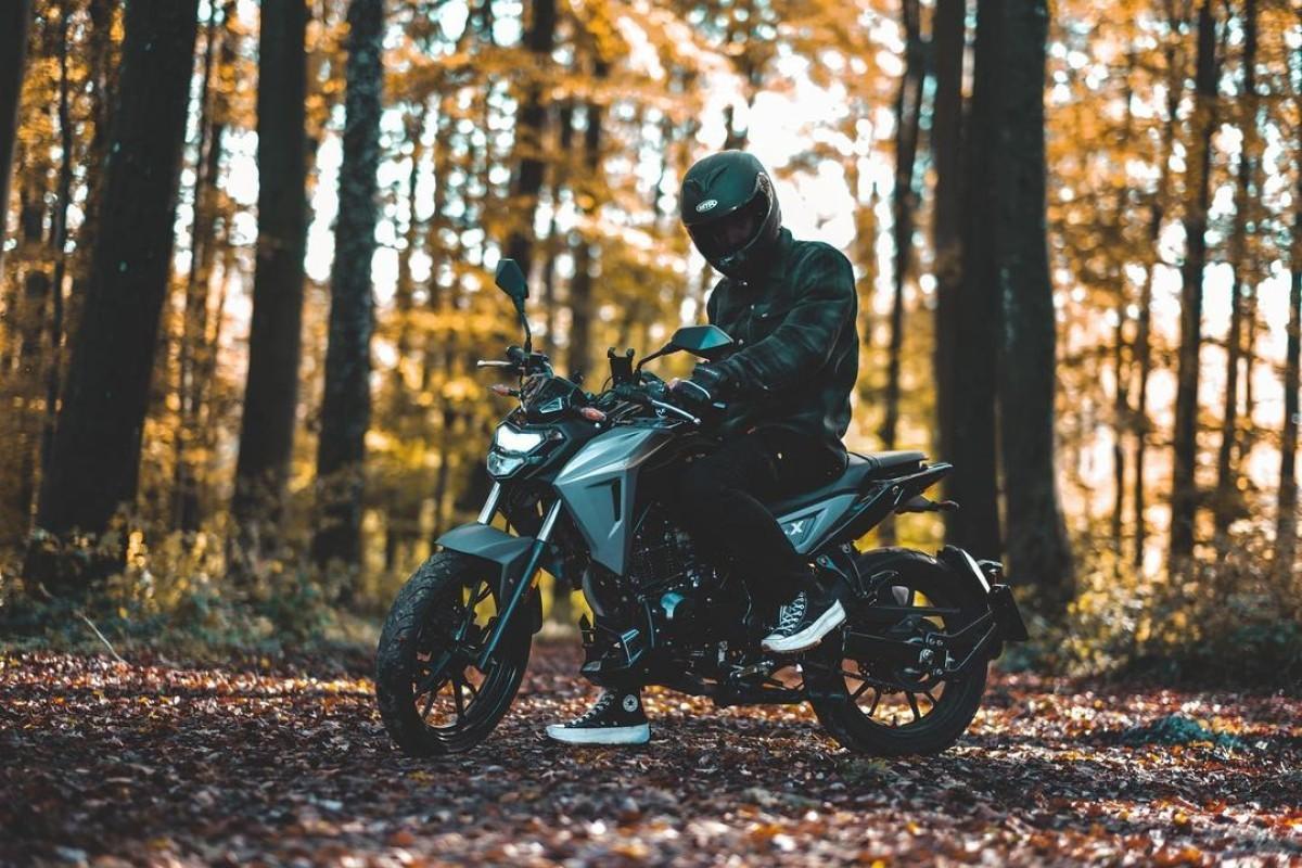 Sym SYM NHX 125cc E4