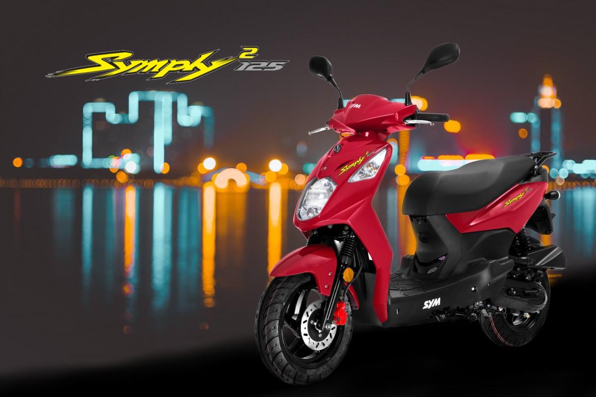 Red Symply 2 125 E4