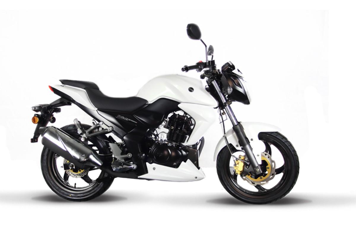 White Wolf SB 125cc