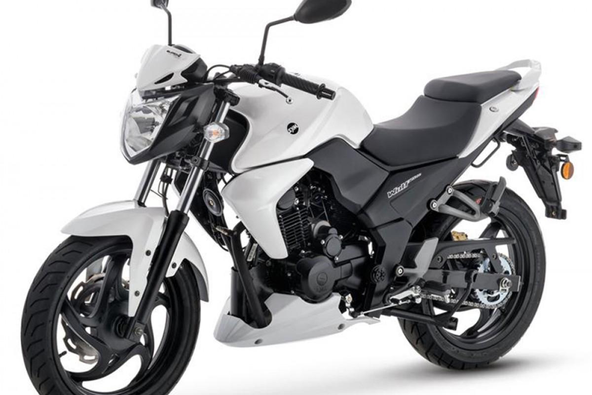 Sym Wolf SB 125cc E4