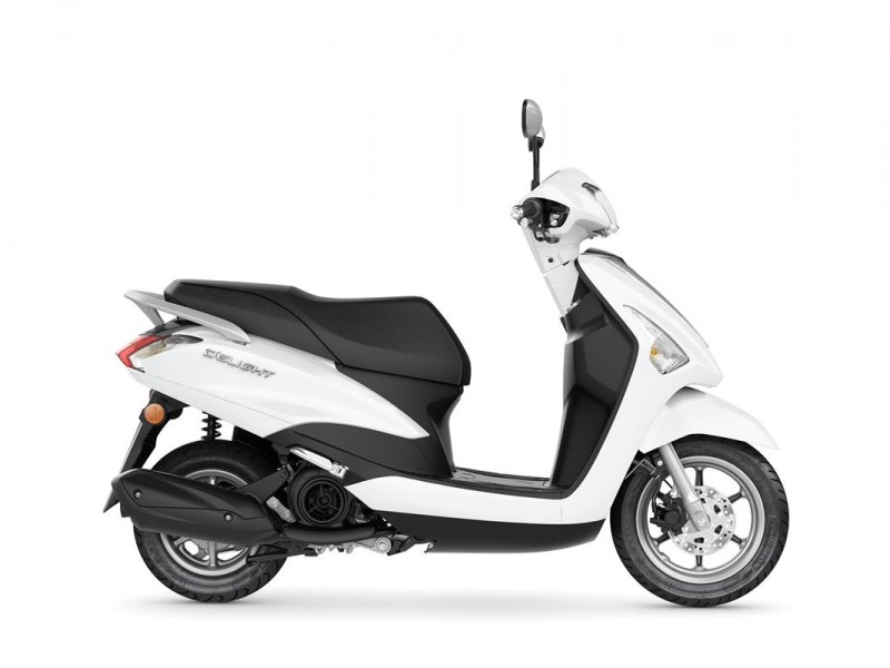 Yamaha D'elight 125 2019