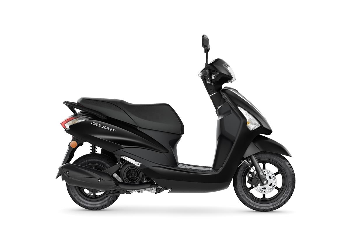 Power Black D'elight 125