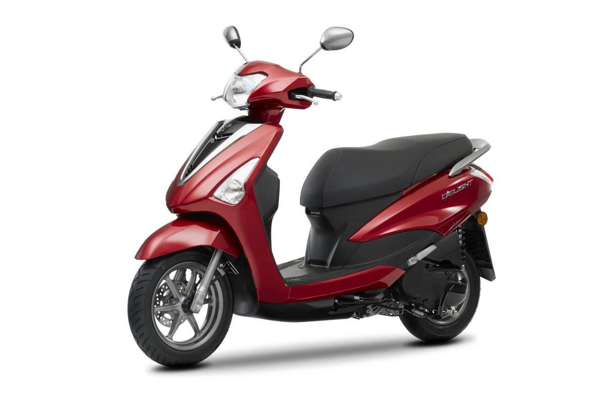 Red D'elight 125