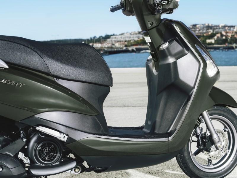 Yamaha D'elight 125 2017