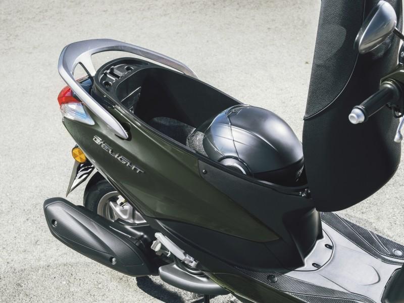 Yamaha D'elight 125 2018