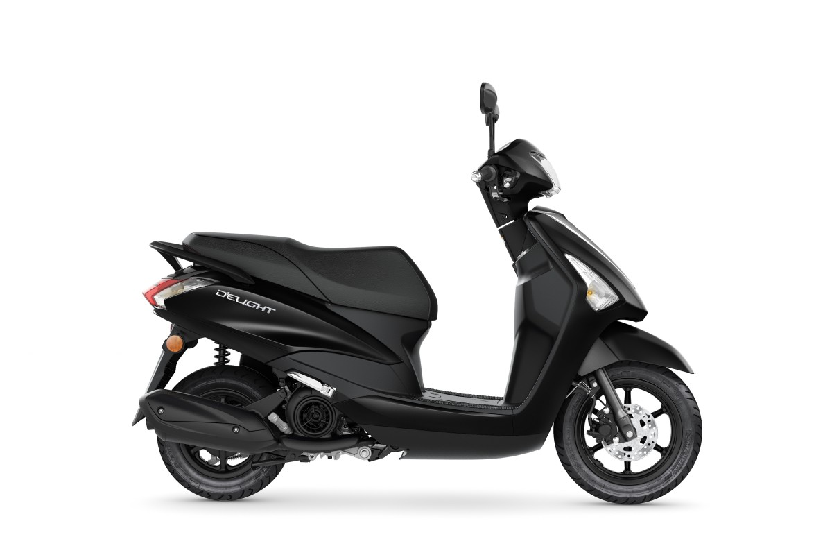 Diamond Black D'elight 125