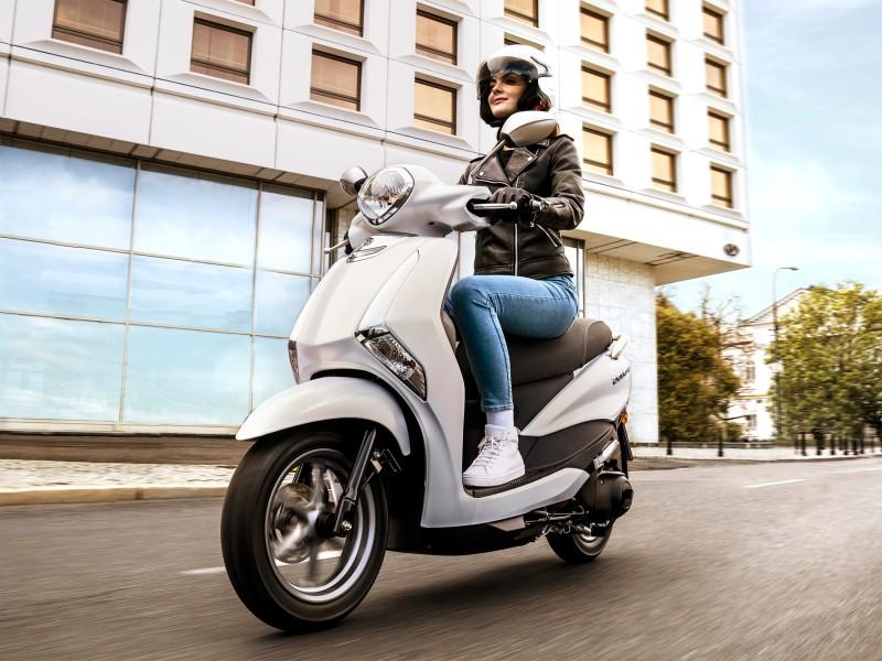Yamaha Delight 125 2021