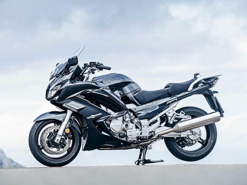 Yamaha FJR1300A 2018
