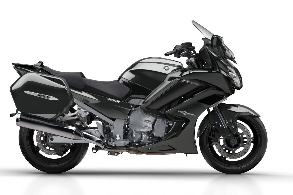 Tech Graphite FJR1300AS 2019