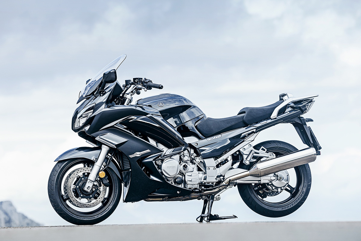 Yamaha FJR1300AS Clutchless
