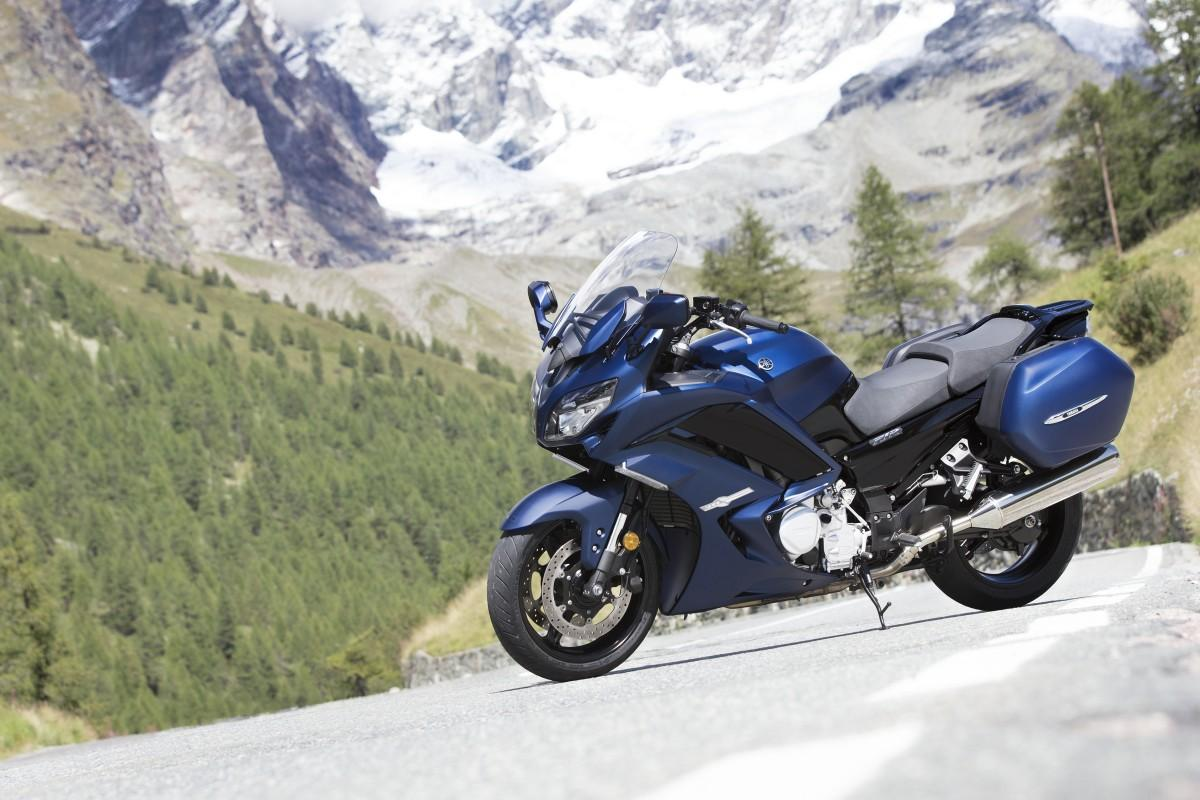 Yamaha FJR1300AS 2019