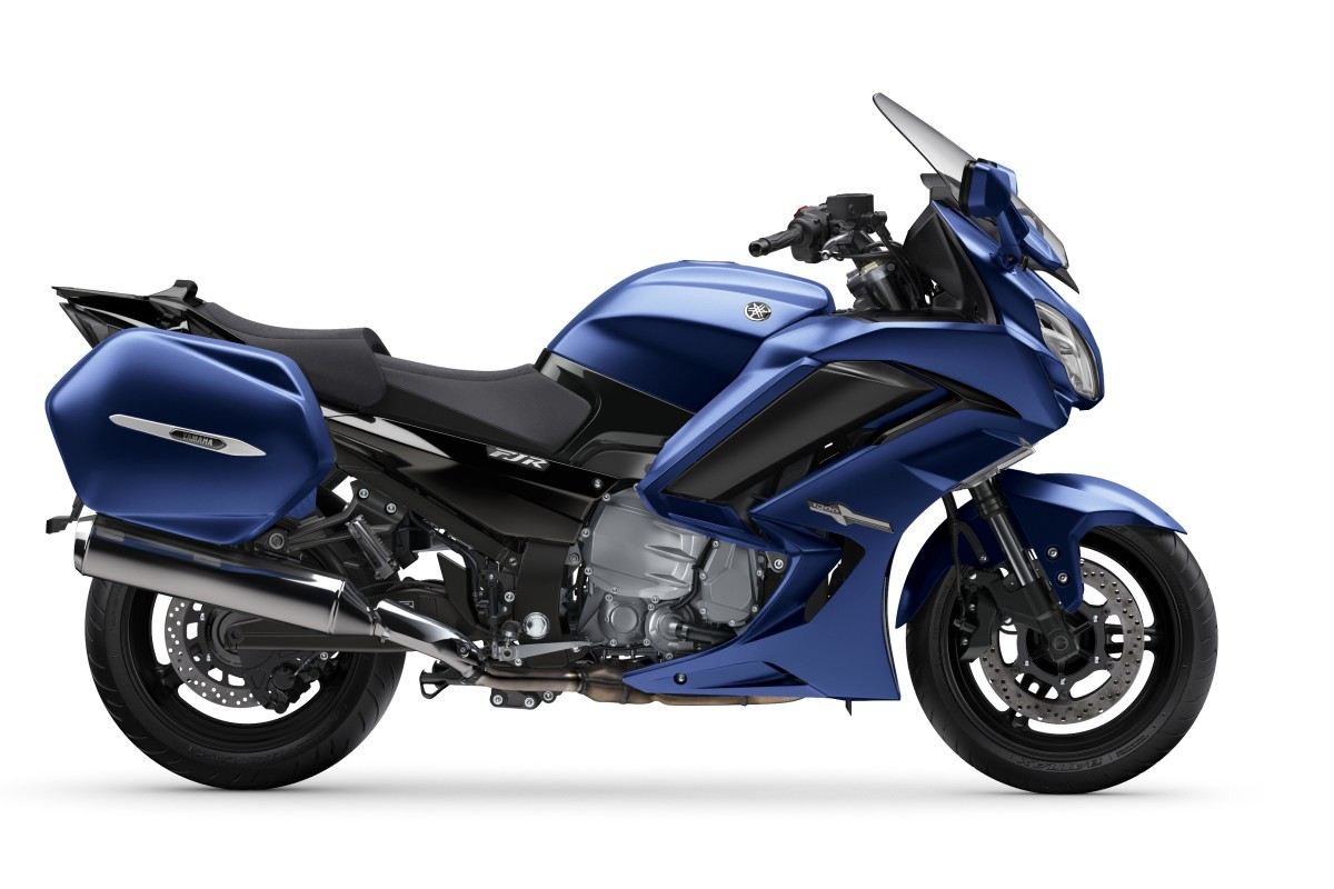 Phantom Blue FJR1300AS