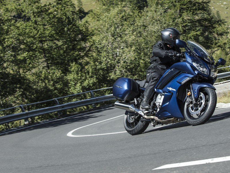 Yamaha FJR1300AS 2020