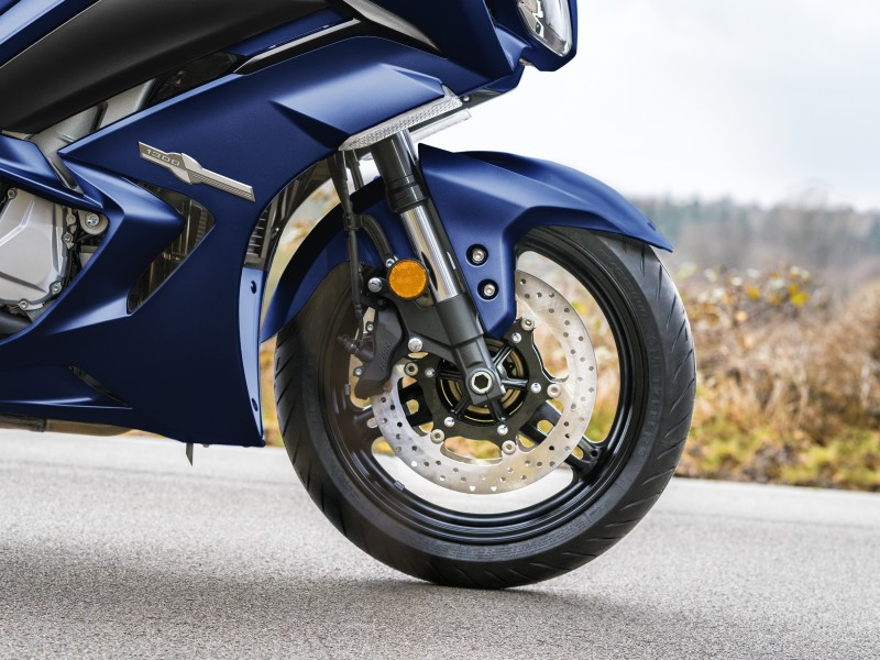 Yamaha FJR1300AS 2018