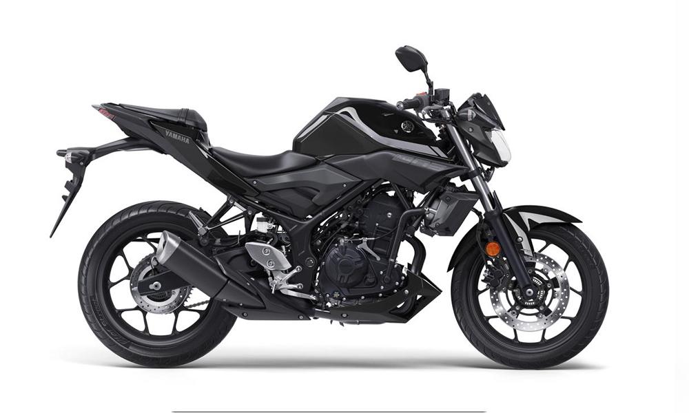 Black MT-03