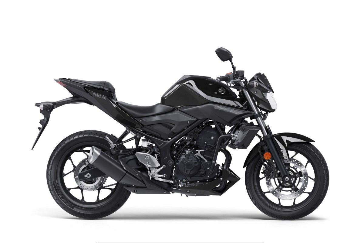 Power Black MT-03