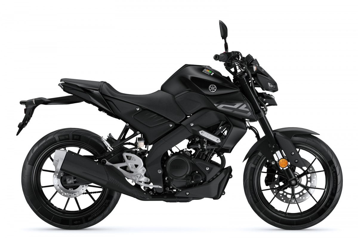 Tech Black MT-125