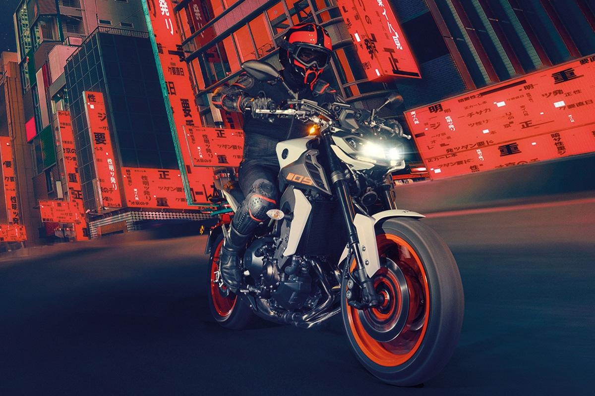 Yamaha MT-09 '18