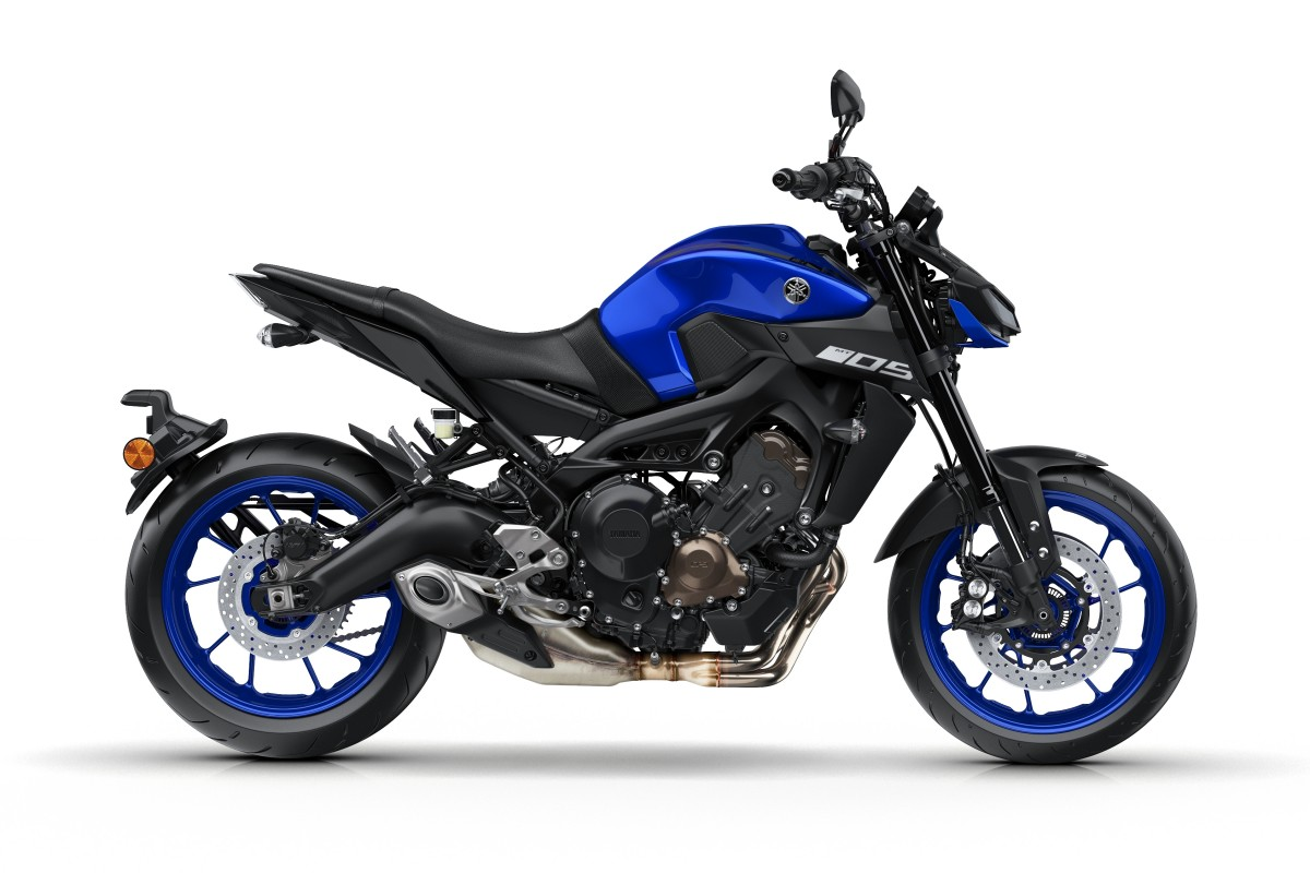 Yamaha Blue MT-09