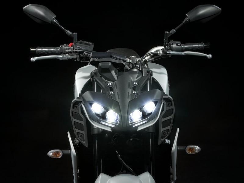Yamaha MT-09 2019