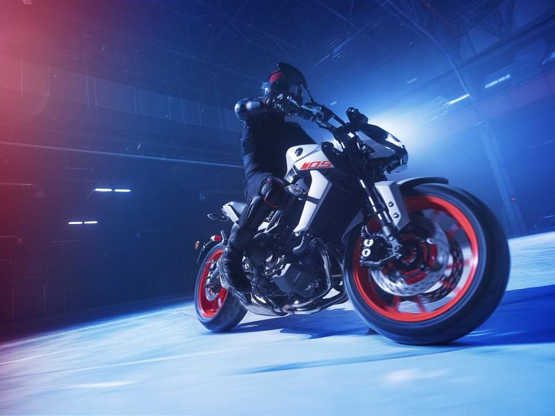 Yamaha MT-09 2020