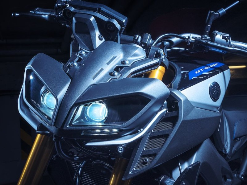 Yamaha MT-09 SP 2019