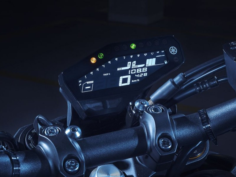Yamaha MT-09 SP 2019
