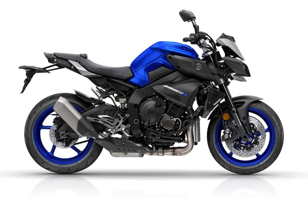 Race Blue MT-10