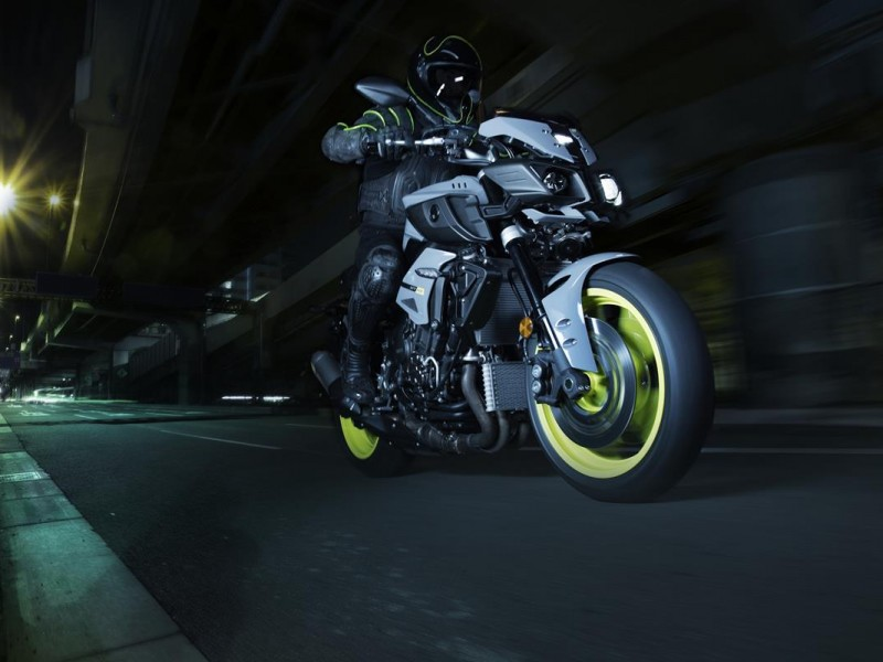 Yamaha MT-10 2017