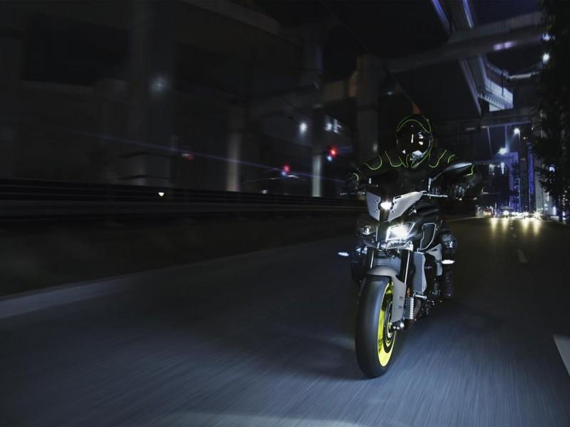 Yamaha MT-10 2018