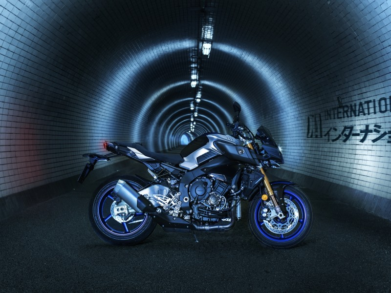 Yamaha MT-10 SP 2019