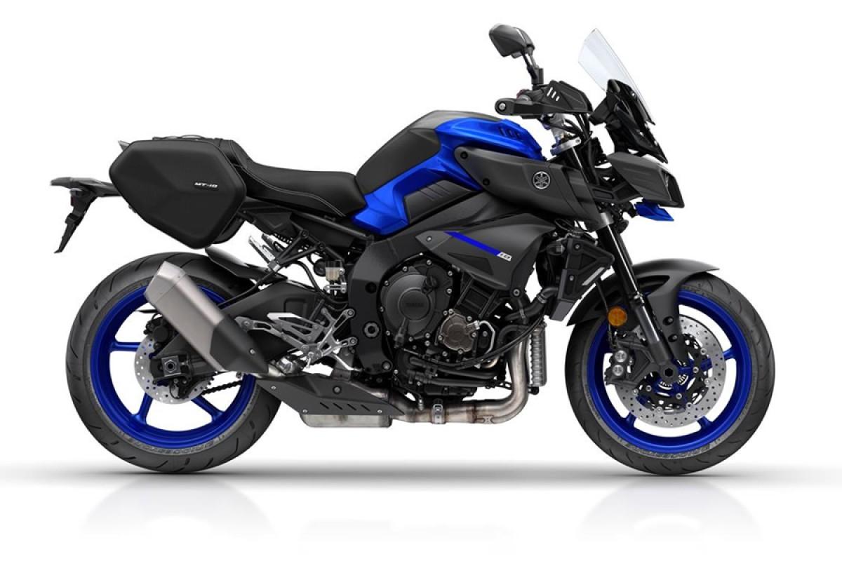 Race Blue MT-10  Tourer Edition