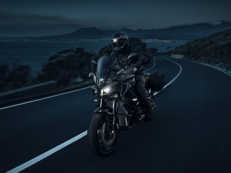 Yamaha MT-10  Tourer Edition 2019