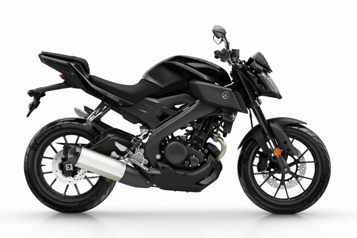 Tech Black MT-125 2019