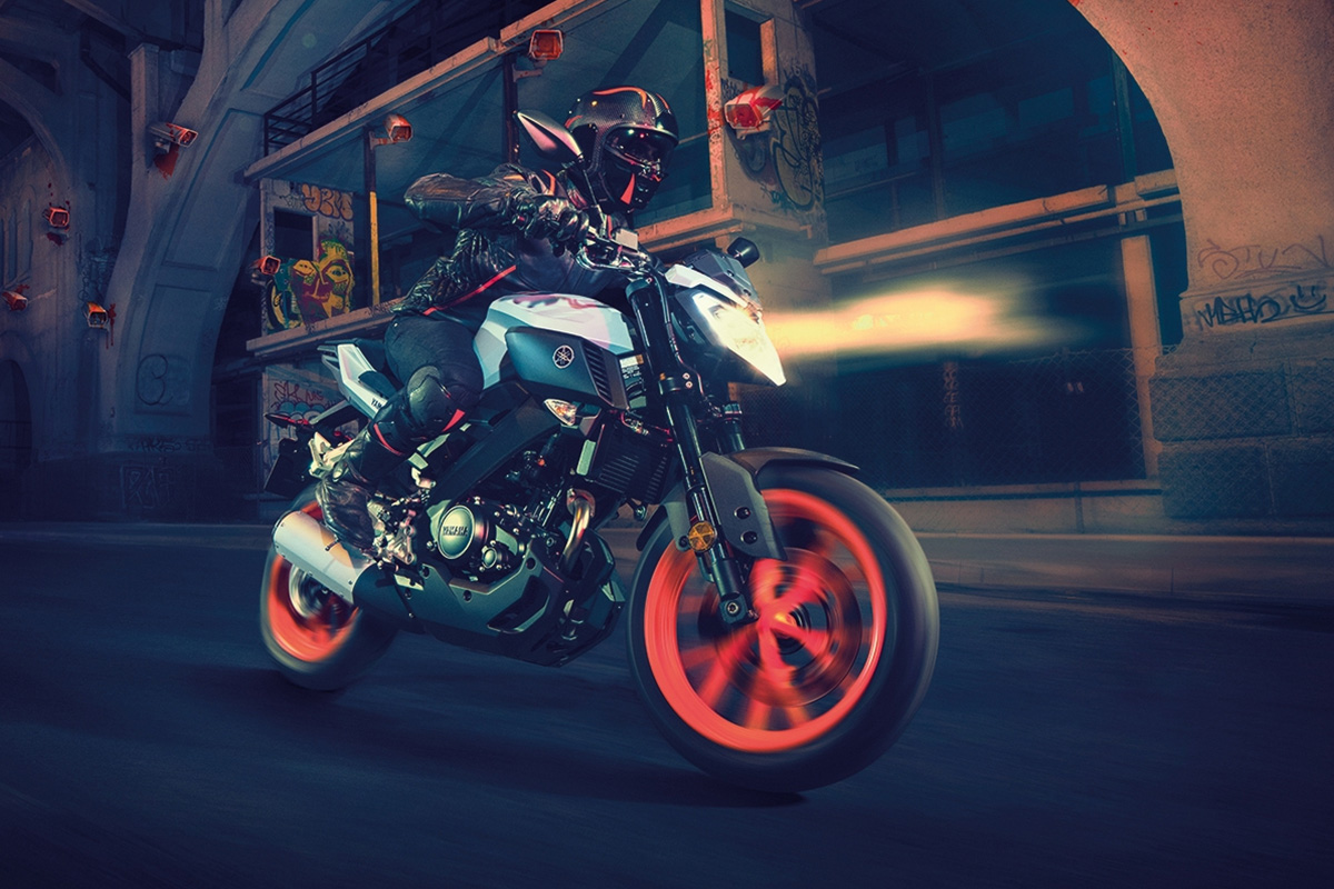 Best Offer Yamaha MT-125