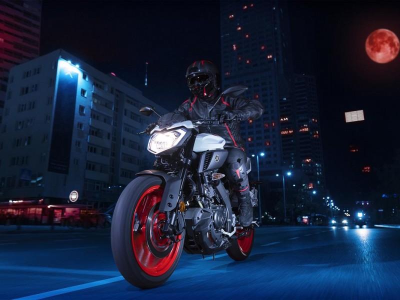 Yamaha MT-125 2019