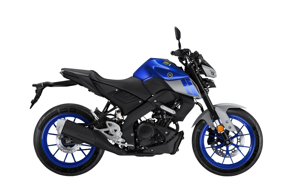 Icon Blue MT-125