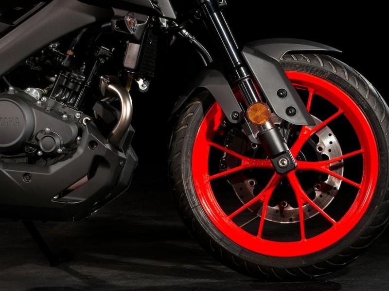 Yamaha MT-125 Pre Reg 2017